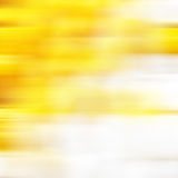 Abstracte Gele onscherpe achtergrond Stock Afbeelding