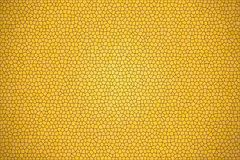 Abstracte gele tegelsachtergrond Stock Afbeelding