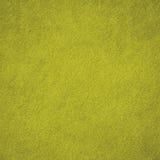 Abstracte gele textuur als achtergrond Royalty-vrije Stock Foto's