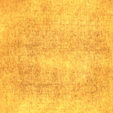 Abstracte gele textuur als achtergrond Stock Foto's