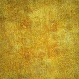 Abstracte gele textuur als achtergrond Stock Fotografie