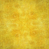 Abstracte gele textuur als achtergrond Royalty-vrije Stock Fotografie
