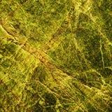 Abstracte gele textuur als achtergrond Royalty-vrije Stock Afbeeldingen