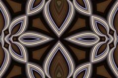 Abstracte Gemmen royalty-vrije illustratie