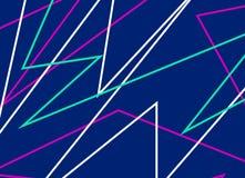 Abstracte geometrisch Stock Fotografie