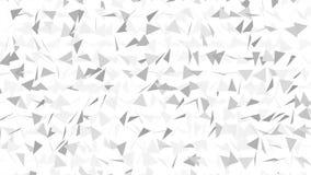 Abstracte geometrisch stock videobeelden