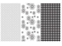 Abstracte geometrisch Stock Afbeeldingen