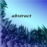 Abstracte geometrisch Stock Afbeelding