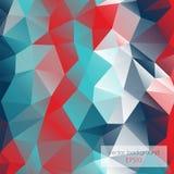 Abstracte geometrisch Stock Foto
