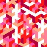 Abstracte geometrisch Royalty-vrije Stock Afbeeldingen