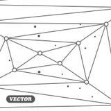 Abstracte geometrisch Stock Foto's
