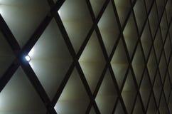 Abstracte geometrisch Architecturale binnenlandse details Royalty-vrije Stock Fotografie