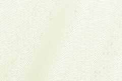 Abstracte geometrische achtergrond met vorm van lijn, kromme & golfpatroon Digitaal, behang, Web & textuur stock illustratie