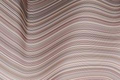 Abstracte geometrische achtergrond met vorm van lijn, kromme & golfpatroon Effect, vector, canvas & textuur vector illustratie