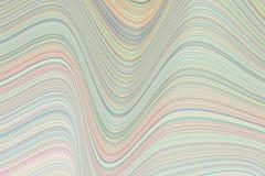 Abstracte geometrische achtergrond met vorm van lijn, kromme & golfpatroon Malplaatje, tekening, vector & details vector illustratie