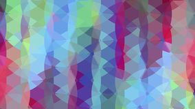 Abstracte geometrische driehoeksachtergrond, kleurrijke kunst, artistiek, helder, ontwerp Patroon voor bedrijfsadvertentie, boekj vector illustratie