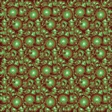 Abstracte Geometrische Hexagon Achtergrond royalty-vrije illustratie