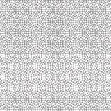Abstracte Geometrische Hexagonale het Patroon van Rechthoeklijnen Vector Naadloze Illustratie Als achtergrond Stock Afbeeldingen