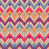 Abstracte geometrische kleurrijke patroonachtergrond stock illustratie