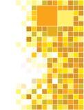 Abstracte geometrische kubussenachtergrond voor uw ontwerp Stock Foto