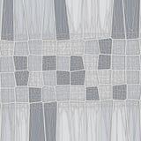 Abstracte geometrische lage poly van conceptenvoronoi tesselated patroon het 3d teruggeven vector illustratie