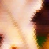 Abstracte Geometrische Multicolored Achtergrond. Royalty-vrije Stock Foto's