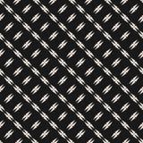 Abstracte geometrische naadloze textuur Ontwerp voor decor, drukken, dekking, doek, stof Royalty-vrije Stock Foto