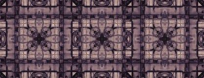 Abstracte geometrische naadloze textuur - perfectioneer naadloos patroon dat kan worden herhaald modulair om eenvormig te cre?ren royalty-vrije stock fotografie