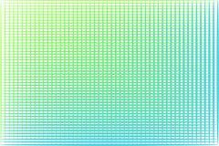 Abstracte geometrische vectorachtergrond Een netwerk in groene Kalk, lichtblauw, azuurblauw, kleuren Vers idee voor uw Webontwerp royalty-vrije illustratie