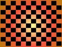 Abstracte geruite tegel Royalty-vrije Stock Afbeeldingen