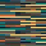 Abstracte gestreepte vectorachtergrond Stock Afbeelding
