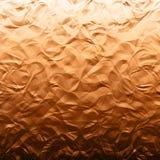 Abstracte geweven achtergrond in gouden kleur Vierkante richtlijn stock afbeeldingen