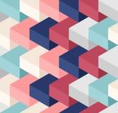 Abstracte geweven fractals Royalty-vrije Stock Foto