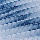 Abstracte glasachtergrond Stock Afbeeldingen