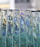 Abstracte glasachtergrond Royalty-vrije Stock Foto