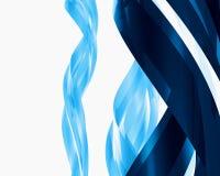 Abstracte glaselementen 007 stock illustratie