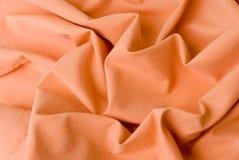 Abstracte golf 3 van de abrikoos Royalty-vrije Stock Afbeeldingen