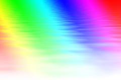 Abstracte golven - inzameling zeven gradien Royalty-vrije Stock Foto's