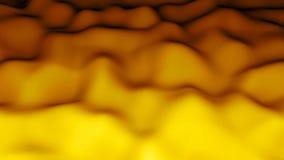 Abstracte golvenachtergrond Digitale illustratie Stock Afbeeldingen