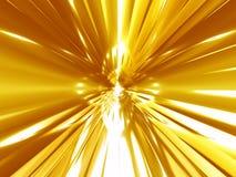 Abstracte gouden achtergrond stock illustratie
