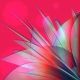 Abstracte gradiëntachtergrond Royalty-vrije Stock Afbeeldingen
