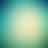 Abstracte gradiëntachtergrond met blauwe en groene kleuren royalty-vrije illustratie