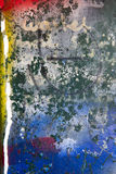 Abstracte graffitiachtergrond royalty-vrije stock fotografie