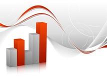 Abstracte grafieken Stock Afbeeldingen