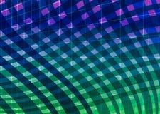 Abstracte Grafische Achtergrond Stock Foto