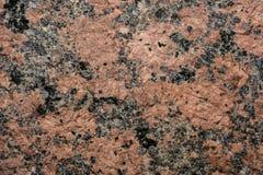 Abstracte granietmuur Stock Afbeelding