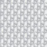 Abstracte grayscalezeshoek Royalty-vrije Stock Foto