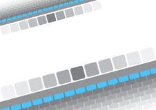 Abstracte grijze background3 stock illustratie