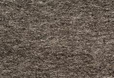 Abstracte grijze gevoelde textuur Royalty-vrije Stock Foto's
