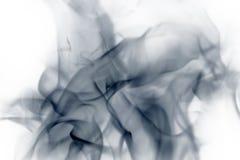 Abstracte grijze rookachtergrond Royalty-vrije Stock Afbeelding